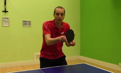 Table tennis for beginners