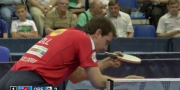 Dimitrij Ovtcharov vs Timo Boll (Champions League Final, May 2015)