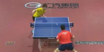Youngsik Jung vs Tianyi Jiang (Australian Open, June 2015)
