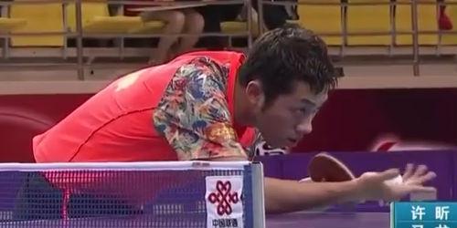 20150615 - Ma Long vs Xu Xin