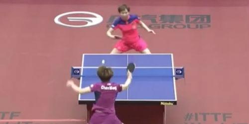 20150629 - Chen Meng vs Zhu Yuling