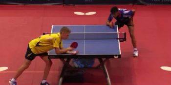 Alexandre Cassin vs Anton Kallberg (European Youth Championships, July 2015)