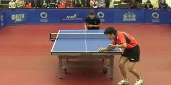 Jun Mizutani vs Kalinikos Kreanga (Champions League, August 2015)