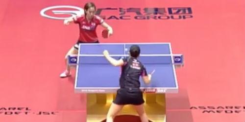 20150828 - Kasumi Ishikawa vs Ai Fukuhara