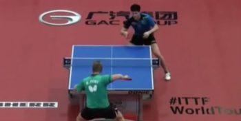 Dimitrij Ovtcharov vs Ruwen Filus (Austrian Open, September 2015)