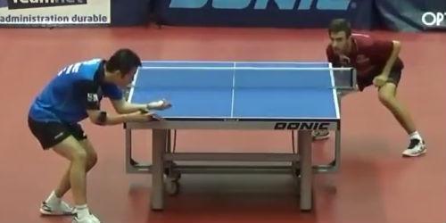 20150921 - Wei Dong Shi vs Quentin Robinot