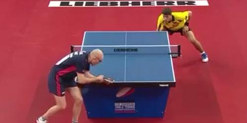 20150930 - Patrick Franziska vs Daniel Habesohn