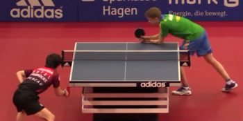 Anton Kallberg vs Masaki Yoshida (German League, November 2015)