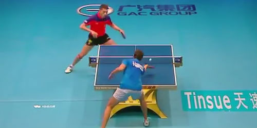 20151214 - Vladimir Samsonov vs Xu Xin