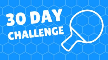30 day challenge to improve your weakest stroke