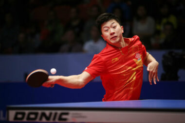 How to play table tennis like the Chinese