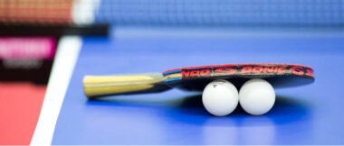 Best table tennis bats for intermediate players
