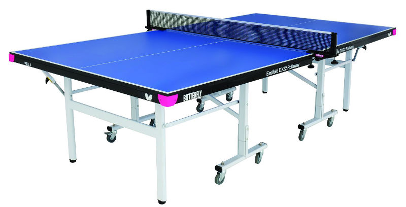 Guide to buying a table tennis table