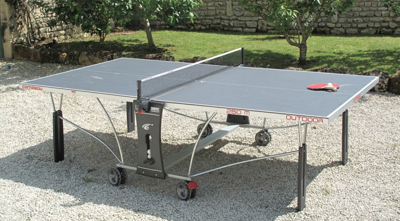 Tips On Buying An Outdoor Table Tennis Table