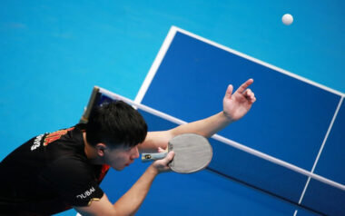 How long does it take to get really good at table tennis?
