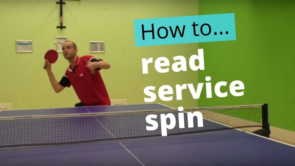 How to read service spin