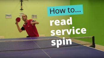 (Video) How to read service spin