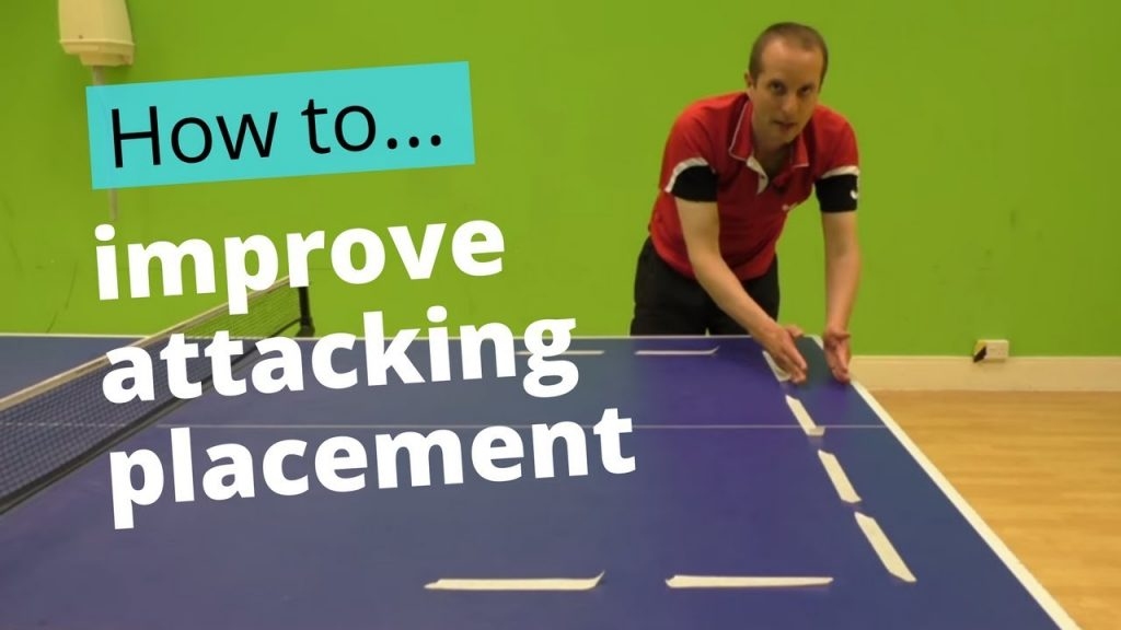 How to improve attacking placement