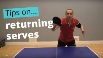 (Video) A simplified approach to returning serves