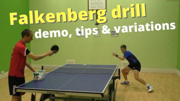 [Video] Falkenberg drill