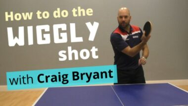 "How to do the ""wiggly"" shot"