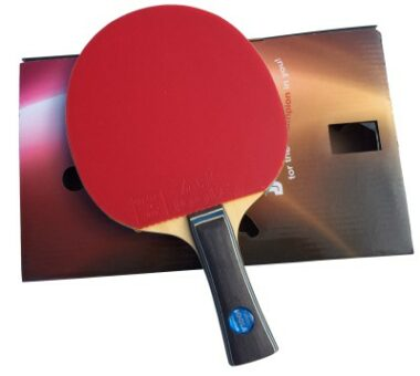 Review: Bribar Allround Profesional table tennis bat