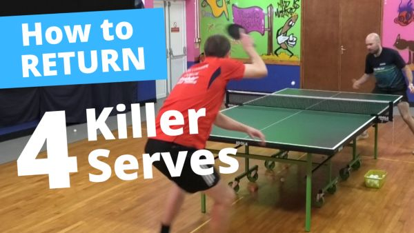 [Video] How to return Craig Bryant's 4 killer serves