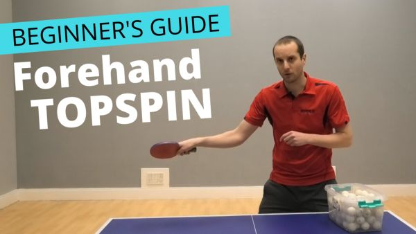 [Video] Beginner's guide to forehand topspin