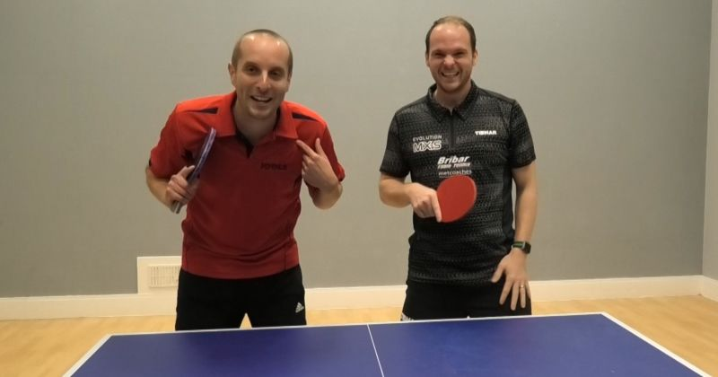 The life of a full-time table tennis coach