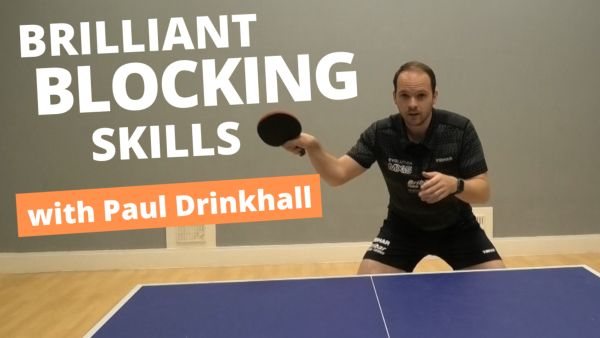 [Video] Brilliant blocking skills – with Paul Drinkhall
