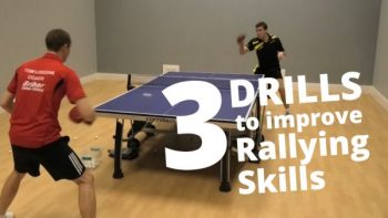 3 drills to improve your rallying skills