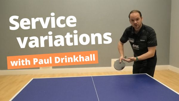 [Video] Service variation and disguise – tips from Paul Drinkhall