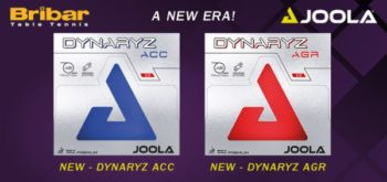 Review: JOOLA Dynaryz ACC + AGR Rubbers