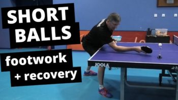 [Video] Footwork and recovery for short balls – with Mark Mitchell