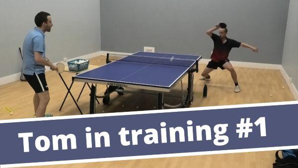 [Video] Tom in training…Help me improve! (Sep 2020)
