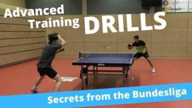 Advanced training drills from the Bundesliga
