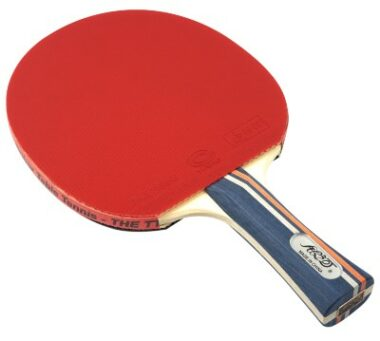 REVIEW: Bribar Solar table tennis bat