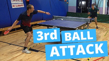 How to dominate with 3rd ball attacks
