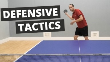 Tactics for defenders to beat attackers
