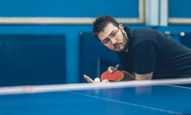 How many different serves should you use?